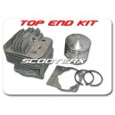 49cc to 52cc Top End Rebuild Kit