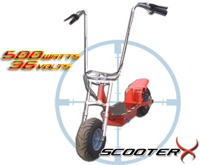 Electric Scooters | 500 Watt