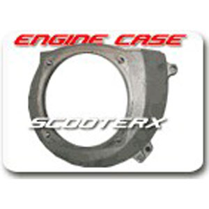 Engine Case Back 49-52cc