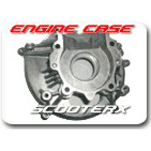 Engine Case Front 49-52cc
