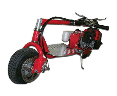 Dirt Dog 49cc Gas Powered Scooter by ScooterX