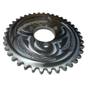 SPROCKET CNC 8MM 39 TOOTH
