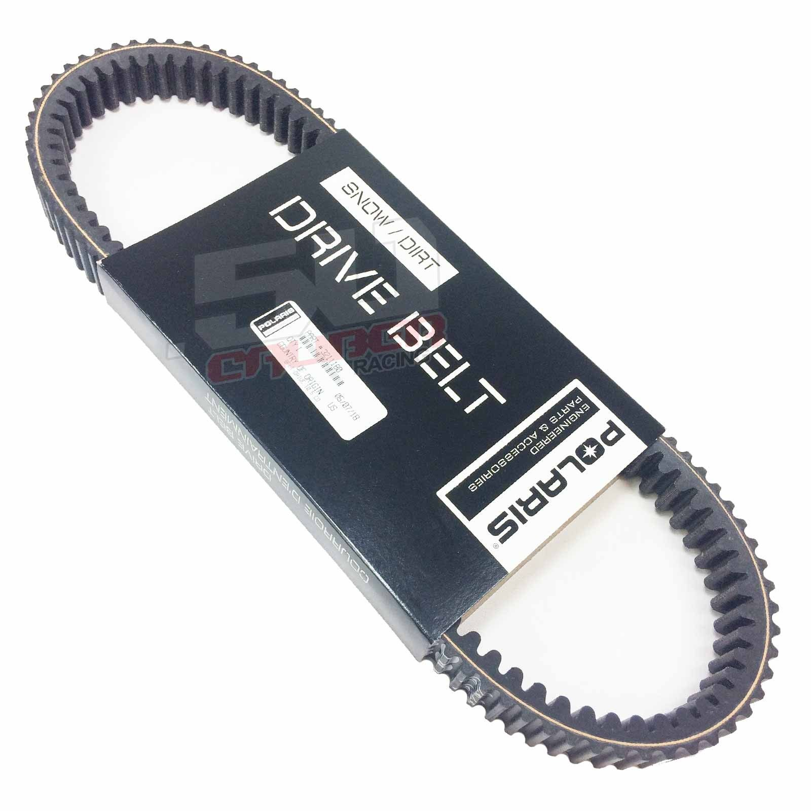 Drive Belt for Polaris RZR XP 1000 Replace 3211180 Heavy Duty