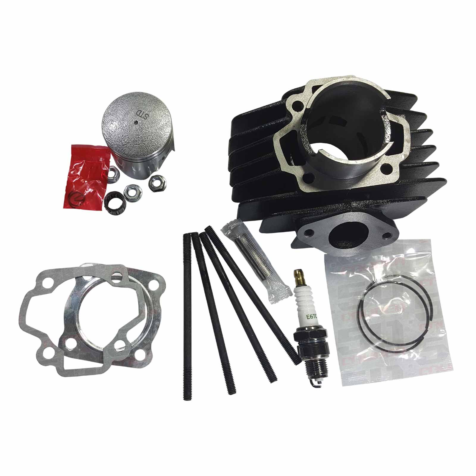 2002 Lincoln Continental Head Gasket: Yamaha PW50 60cc Big Bore Top End Cylinder Kit 2003 2002