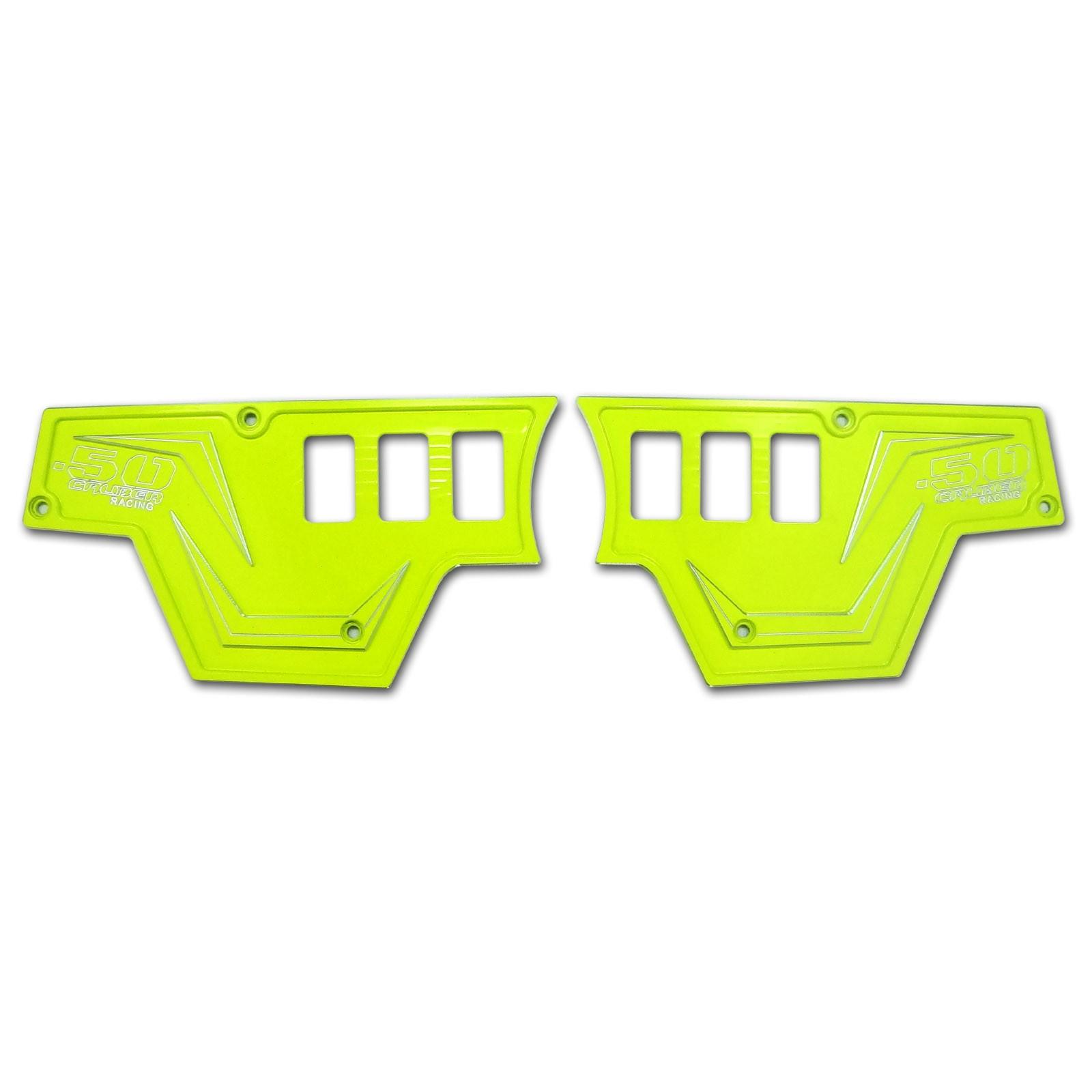 Polaris RZR Lime Dash Switch Panel for RZR 900 2015-2018